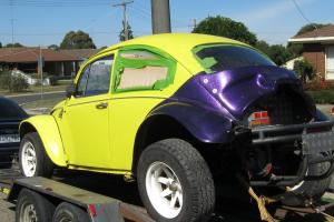 VW Beetle Baja BUG in Sebastopol, VIC