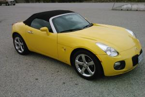 Pontiac : Solstice SOLSTICE GX CONVERTABLE Photo