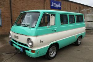 Dodge A100 CAMPER VAN SPLIT SCREEN SPLITTY RETRO CLASSIC VERY RARE VAN for Sale