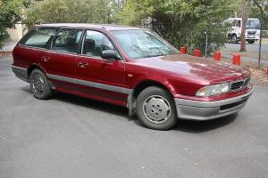 Mitsubishi Magna Executive 1994 4D Wagon 4 SP Automatic 2 6L Multi Point in Sandringham, VIC
