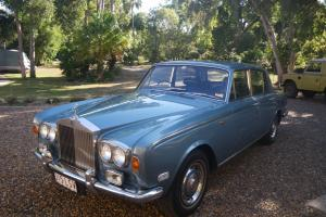 Rolls Royce Silver Shadow 1974 4D Saloon 3 SP Automatic in Bundaberg, QLD Photo