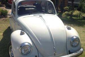 Volkswagen 1500 Beetle 1968 2D Sedan 4 SP Manual 1 5L Carb in St Clair, NSW