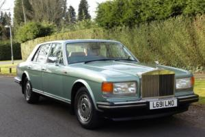 1994 Rolls-Royce Silver Spirit 111 6.8 Auto Final Edtion. MK 111. Late Model