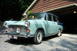 Austin : A60 Cambridge Countryman