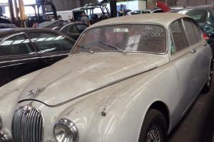 Jaguar Mark 2 Photo