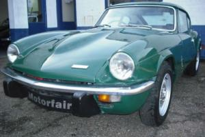 1974 Triumph GT6, Photographic evidence of restoration, Overdrive Photo
