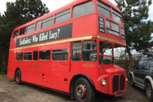 Leyland route master london bus