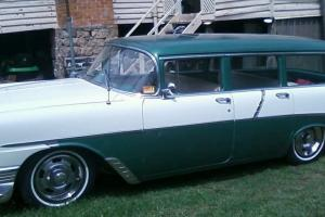1956 Chevrolet 210 Townsman Wagon V8 6 Seater in Stanthorpe, QLD