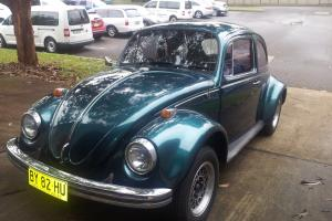 Volkswagen 1500 Beetle 1968 2D Sedan 4 SP Manual 1 5L Carb NO Reserve in Padstow, NSW