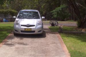 Toyota Yaris 2010 YR in West Kempsey, NSW