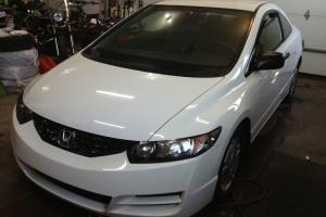 Honda : Civic DXG