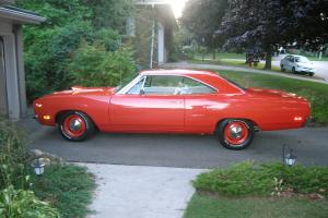 Plymouth : Road Runner 2 Door Hardtop Photo