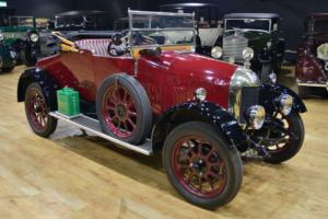 1925 Bull Nose Morris Cowley 2 door coupe with dickey.