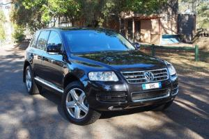 VW Volkswagen Touareg V10 TDI 2004 Excellent Condition INC GST NO Reserve in Dural, NSW