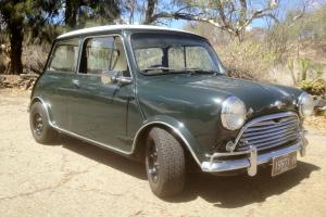 1964 Morris Cooper in Broken Hill, NSW