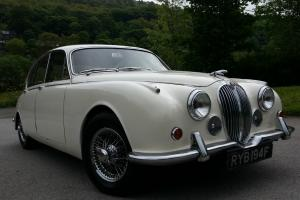 1968 Jaguar mk2, stunning condition inside and out Photo
