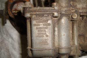 Holden Stromberg Carby'S AND Glass Bowled Fuel Pump in Ringwood, VIC
