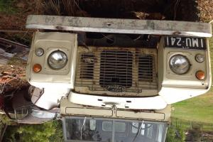 Landrover Series 2A in Beechworth, VIC