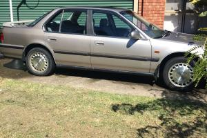Honda Accord EXI 1991 4D Sedan 4 SP Automatic 2 2L Electronic F INJ Seats in Rowville, VIC