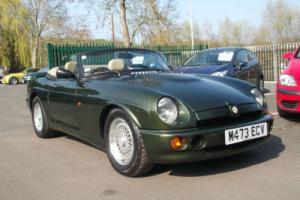 MG RV8 Woodcote Green Photo