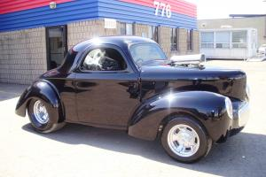 Willys : GASSER COUPE SUPERCHARGED HEMI