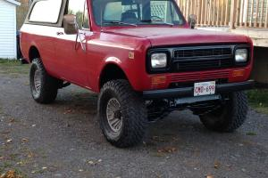 International Harvester : Scout