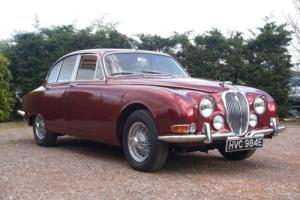 Jaguar 3.8 S Type