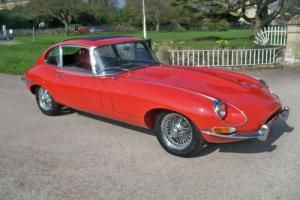 1967 Jaguar E-Type 2+2 Photo