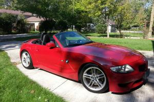 BMW : M Roadster & Coupe M Photo