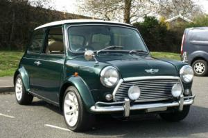 2000 'X' ROVER MINI COOPER 1.3i SPORTS PACK CLASSIC CAR **COMPLETELY RUST FREE** Photo