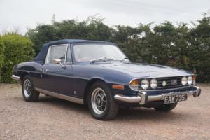 Triumph Stag Photo