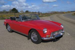 1969 MG / MGF B Roadster Superb Condition