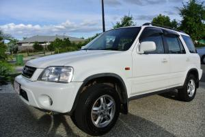 Honda CRV 4x4 Sport 2000 4D Wagon Automatic 2L Multi Point F INJ Seats in Ormeau, QLD