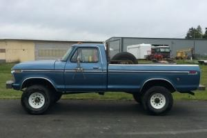 Ford : F-250 Ranger XLT Photo