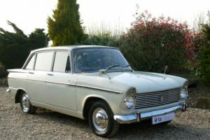 1965 Hillman Super Minx. Only 3 Previous Owners. Super Condition