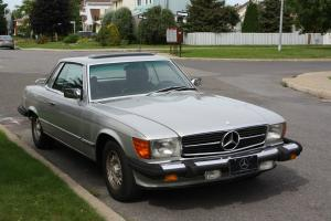 Mercedes-Benz : 400-Series 450 SLC