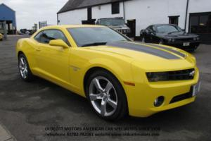 2010 CHEVROLET CAMARO RS 3.6 LITRE AUTOMATIC 20,000 MILES, FULL SERVICE HISTORY
