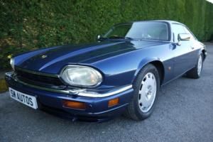 1996 JAGUAR XJS 4.0 CELEBRATION LIMITED EDITION KWE UPGRADES - STUNNING.