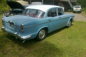 Humber Super Snipe 1964 4D Sedan Automatic 3L Carb Seats