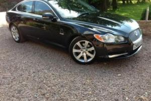 2010 60 JAGUAR XF 3.0 V6 LUXURY 4D 240 BHP DIESEL Photo