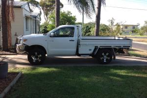 2008 Toyota Hilux 3 0 D4D SR in Dalby, QLD