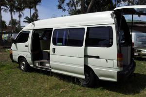 Toyota Hiace Commuter 1994 BUS 5 SP Manual 2 4L Carb Seats