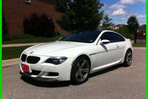 BMW : M6 Base Coupe 2-Door