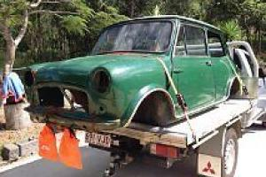 Morris Mini K 1000 1969 2D Sedan Manual 1 1L Carb Seats in Calamvale, QLD