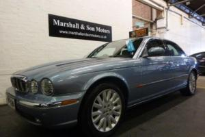 2004 04 JAGUAR XJ 3.0 V6 SE 4D AUTO 240 BHP Photo