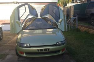 Toyota Sera Coupe 1990 4 Speed Auto Gullwing Doors Rare in Strathpine, QLD for Sale