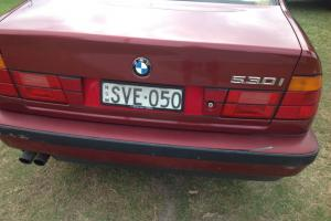 BMW 5 30i 1993 4D Sedan 5 SP Automatic 3L Multi Point F INJ