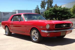 1965 Ford Mustang Coupe 'C Code'