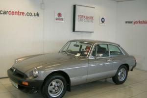 MGB GT SPORTS LIMITED EDITION