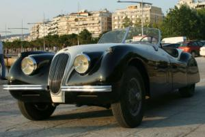 Jaguar XK 120 OTS Roadster LHD Left Hand Drive Photo